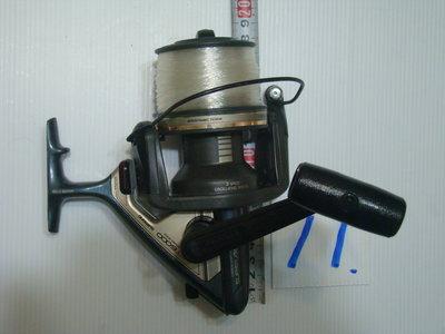 采潔 日本二手外匯釣SHIMANO GT7000 遠投二手中古釣竿捲線器釣具DAIWA OLYMPIC H11
