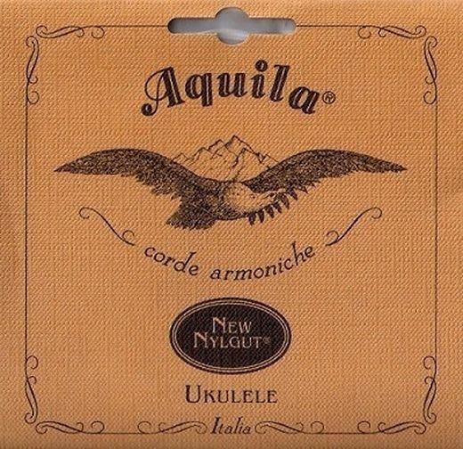 【山姆 樂器工作室】義大利原廠 Aquila 手工烏克麗麗羊腸琴弦 21 吋