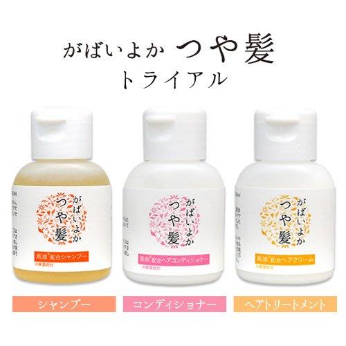 現貨 ◎日本◎ GYB 植物 洗髮乳 洗髮精 潤髮乳 護髮 旅行3件組 限定組