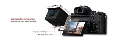 GGS Foto LCD Portable Ocular sunshade hood 3.2吋 3X 放大觀景器 遮陽罩