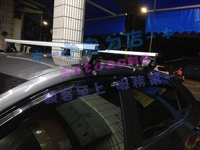 (小鳥的店)豐田 2014-2015 11代 X版 快克 橫桿 車頂架 行李架 附認證 VIOS