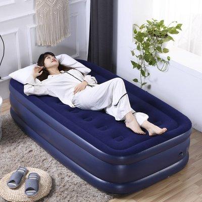 床墊 【劃算節】充氣雙人家用單人雙層床墊折疊旅行加厚戶外便攜氣墊床小尺寸價格 中大號議價