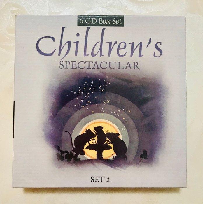 *【兒童英語童謠CD】小pen~來自英國最經典童謠故事~ 童謠, 故事,兒歌.6CD Box Set2