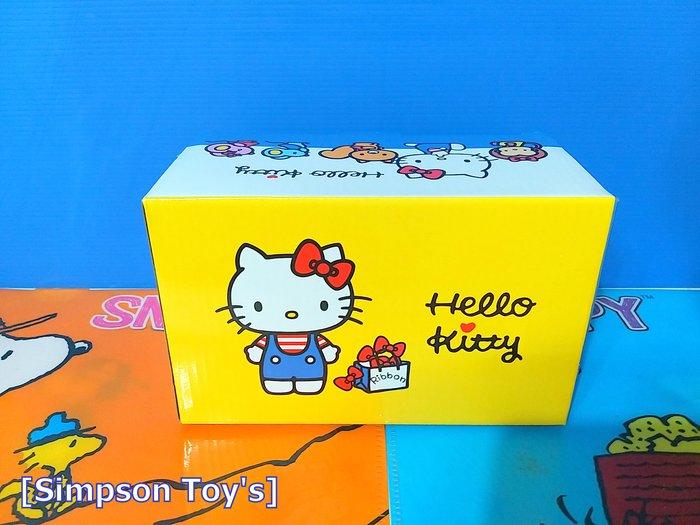 【辛普森娃娃屋】三麗鷗 聯名 kitty對杯組 + 杯墊*2