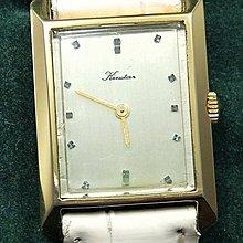 OQ精品腕錶  瑞士手上鍊機械錶壓克力鏡面庫存錶不含龍頭24ㄨ34MM行走正常
