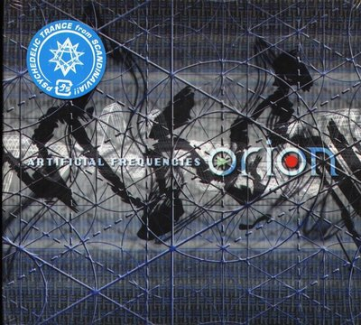 K - ORION - ARTIFICIAL FREQUENCIES - 日版 - NEW