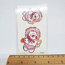 【萌古屋】泫雅風彩虹TZ-164 - 防水紋身貼紙刺青貼紙
