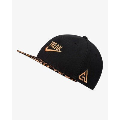 南◇2020 9月 Nike Giannis Freak Cap CQ8349-010 豹紋 字母哥 老帽 豹紋 運動帽