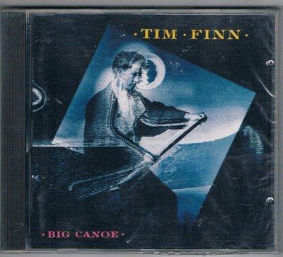 [鑫隆音樂]西洋CD-TIM FINN - Big Canoe (CDV2369) 全新/免競標