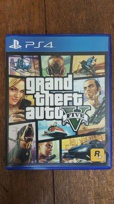 影音加油站-電玩遊戲(PS4遊戲)PS4 俠盜獵車手 5 英文版/直購價990元