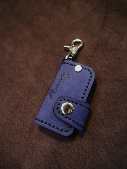 KH手工皮革工作室 BENZ賓士全車系W213 E200 E200d E250 A250 S350汽車鑰匙包 感應鑰匙套