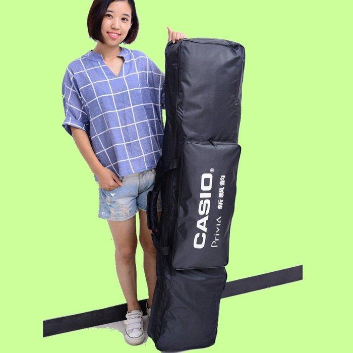 5Cgo【權宇】卡西歐CASIO88鍵數位電子琴袋 後背包手提兩用CDP 120 130 230 200R 220R含稅