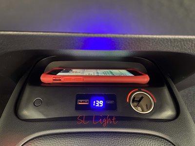 SL光電精品~豐田 2019-2020 ALTIS 12代 手機 無線充電座 替換式 擴充USB 專用線組