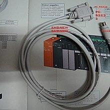 含稅開發票 PLC 三菱PLC傳輸線  FX2N系列 FX3U FX3G 系列