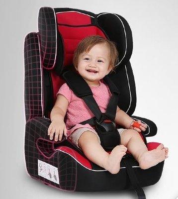 店長嚴選兒童安全座椅汽車用嬰兒寶寶簡易便攜式增高坐椅子9個月-12歲通用