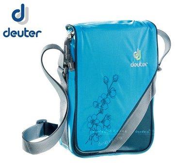 丹大戶外用品 德國【Deuter】39120 ESCAPE II小側袋/休閒旅遊背包 235g-藍