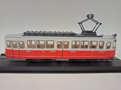 在台現貨 SGP 1957年歐洲電車 Simmering-Graz-Pauker 1/87 火車模型