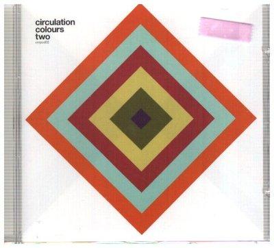 新尚唱片/ CIRCULATION COLOURS TWO 二手品-1367