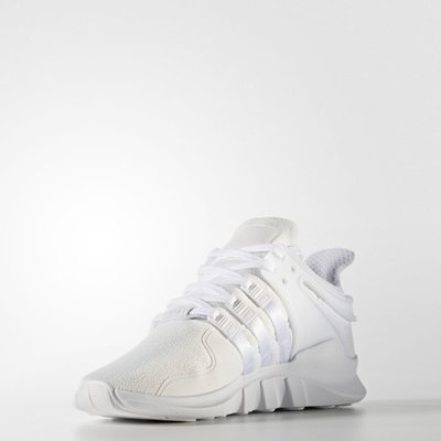 # ADIDAS EQUIPMENT EQT Cushion ADV 全白 休閒 慢跑鞋 男鞋 CP9558 YTS