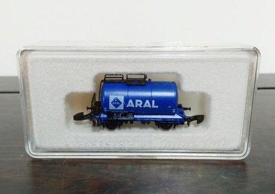 (全新未拆封)MARKLIN8701亞拉油槽車(A177)(A179)