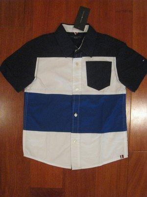 Tommy Hilfiger男童短衫 尺寸S