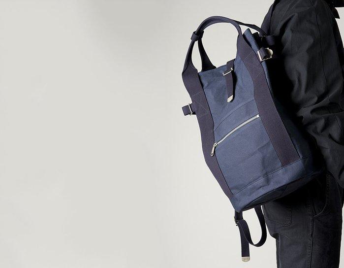 「NSS』PORTER Margaret Howell 2 Way Canvas Backpack 後背包 手提包