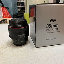 Canon EF 85mm f/1.2L II USM with B+W filter