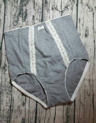 ♪瑋瑋城堡♪【可面交,近捷運】 高腰內褲 產後收腹褲 只有灰色M號☆☆