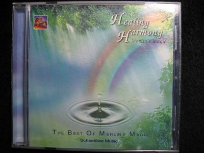 Merlin's Magic - Healing Harmony - 心靈音樂 - 1998年版 8成新 -151元起標 輕音樂  R37