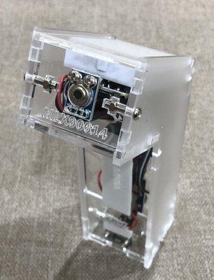 《1332》(現貨)GY-906 MLX90614ESF-BAA 非接觸紅外線額溫套件 測溫槍 組裝完成 90615