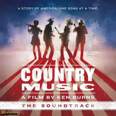 VA Ken Burns: Country Music: The Soundtrack 2LP黑膠唱片 2019 (包郵)