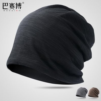 YEAHSHOP 月子帽 薄款頭巾帽子男士春夏天韓版潮包頭帽堆堆帽春秋季睡帽產婦月子帽592905Y185