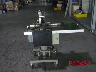 【全冠】二手可調式輸送連接機 輸送帶機 AC110V (B10493)