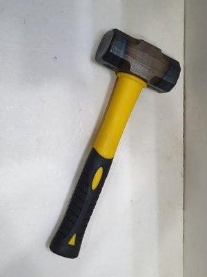 [曾旺]正秋月 纖維柄大槌 3P 大槌 鐵鎚 鐵工 纖維柄不易斷裂