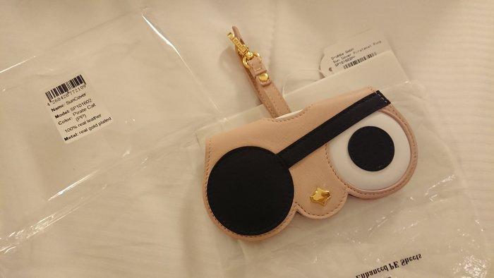 ANY DI  德國 太陽眼鏡 皮套 眼鏡 Suncover
