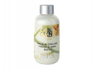 德國原裝進口LCN水療手部療理系列牛奶及蘭花浸手浴 150ml Milk&Orchid Hand Bath