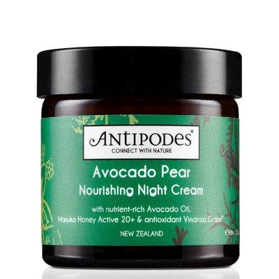 紐西蘭 Antipodes 酪梨晚霜 Avocado Night Cream 60ml 正品
