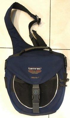 Tamrac Velocity 7 攝影包 相機包 外觀功能正常,有灰塵,內部隔板都在,便宜出售