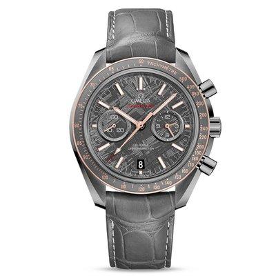 【玩錶交流】全新品 OMEGA Speedmaster 隕石面 登月錶 月之灰面 穿扣 31163445199002