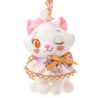 日本 DISNEY STORE MARIE 瑪莉貓 吊飾 **購自日本**