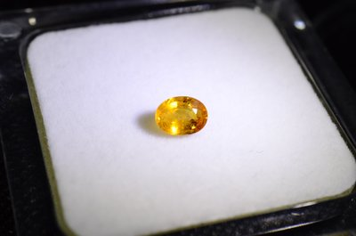 1.5CT天然橘色藍寶石 1.5克拉天然橘色藍寶石裸石-橘色剛玉-天然彩色藍寶石裸石--活動特價至1111