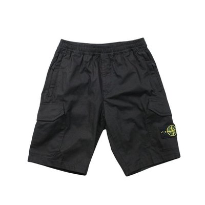 20SS STONE ISLAND Slub Cotton Polyster Twill Shorts 正品公司貨含運 現貨 可刷卡分期 下標請詢問 石頭島