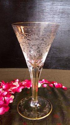 (店舖不續租清倉大拍賣)摩瑟MOSER水晶香檳杯(2),原價16000元特8000元