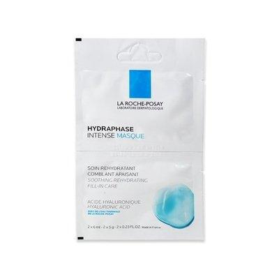 *小資保養* 理膚寶水 日長效玻尿酸保濕修護面膜6ml*2