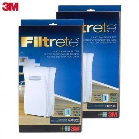 【含稅2入】3M Ultra Clean超濾淨型空氣清淨機濾網CHIMSPD-01/02UCF) 5-8坪 6-10坪適