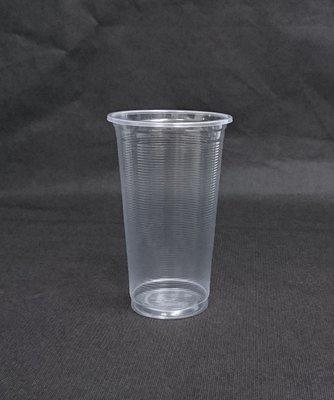 100個/條 500cc【AO500】PP杯 塑膠杯 冰淇淋杯 冷熱共用杯 飲料杯 霧面杯 AO杯 橫紋杯 透明杯