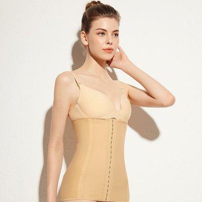 束腰帶 塑身 懷美計腰腹部吸脂抽脂用塑身衣塑形搭扣式加壓收腹束腰束身夏季