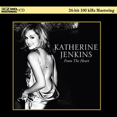 【K2HD】怦然心動FROM THE HEART 凱瑟琳詹金斯KATHERINE JENKINS---4804487