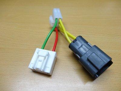 【炬霸科技】開迴路 開路 整流器 回充器 轉接 線 轉接 頭 彪虎 TIGRA ABS 150 特仕版 PGO 地瓜