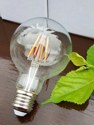 彰化二手貨中心(原線東路二手貨) --- 全新庫存品  LED燈絲燈  愛迪生燈泡 6W仿鎢絲燈 植物燈(粉色燈)